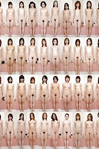 80 Japanese Casting Girls